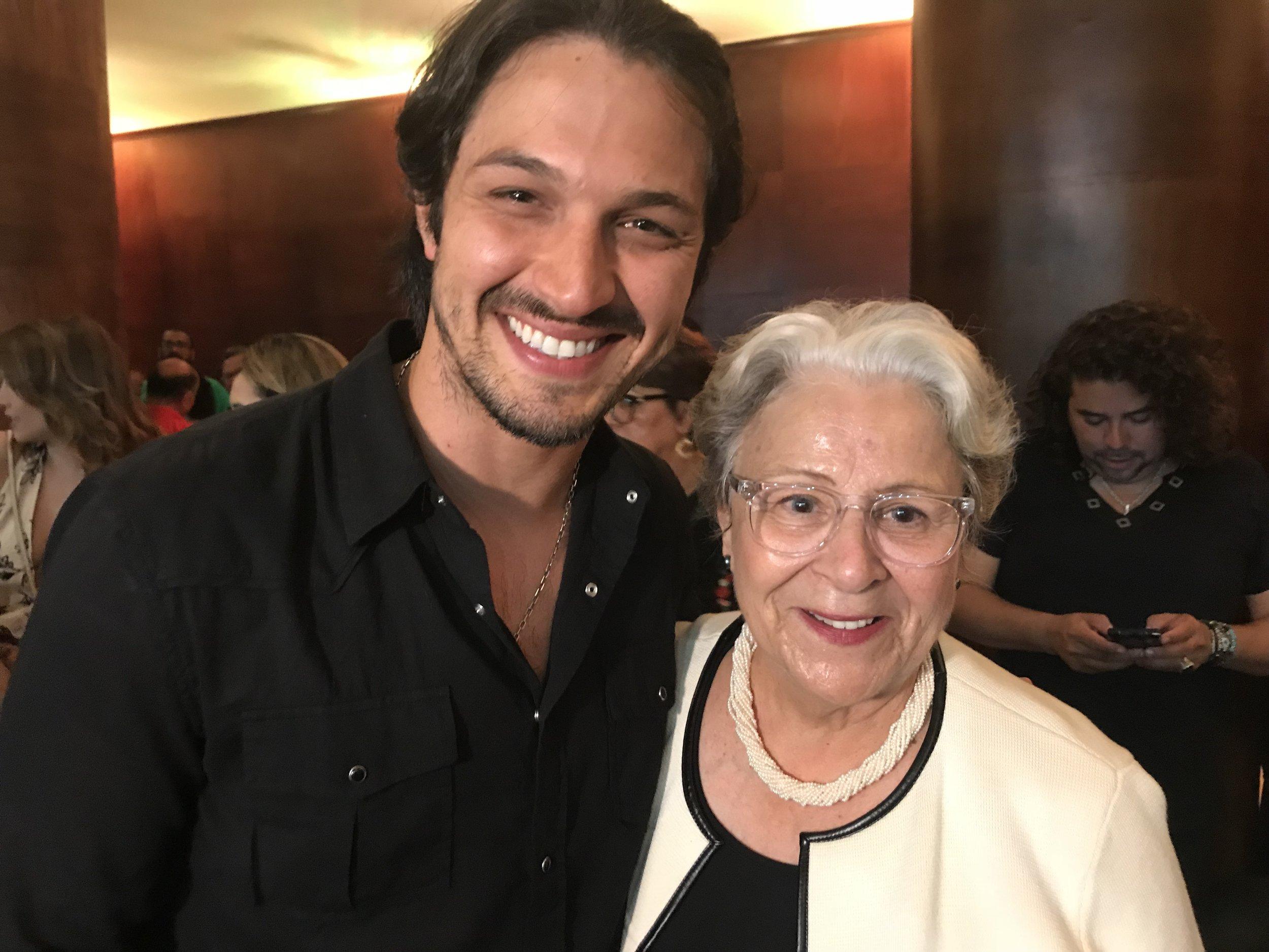 """Minha Mãe, Dona Lúcia, e """"Degas"""""""