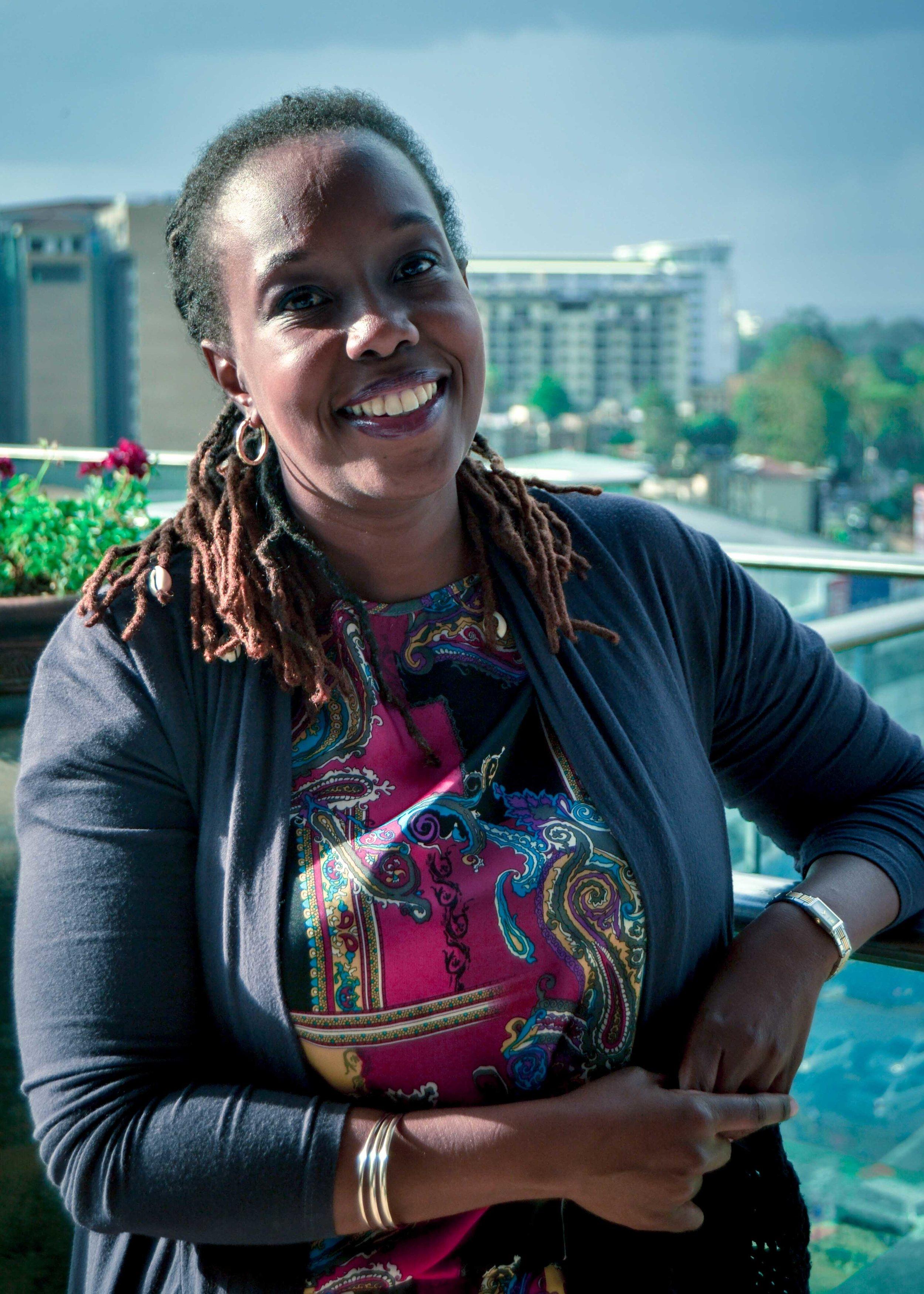 Mwihaki (writer, country lead)