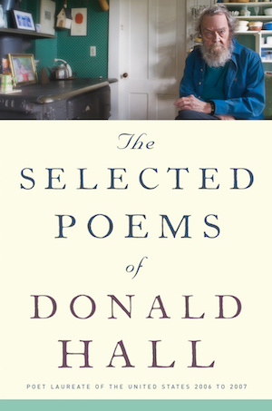 Selected Poem Cover