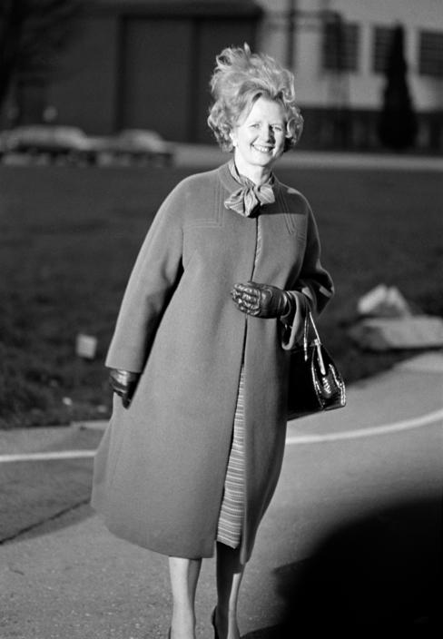 GERMANY. Margaret Thatcher. 1980.
