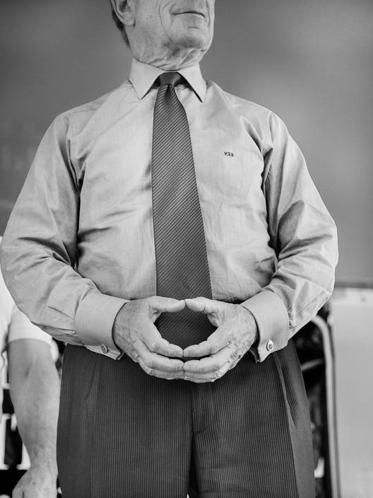 USA. NYC. 2013. Mayor Michael Bloomberg.