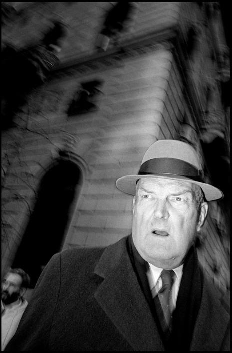 1993. Businessman on Fifth Avenue.