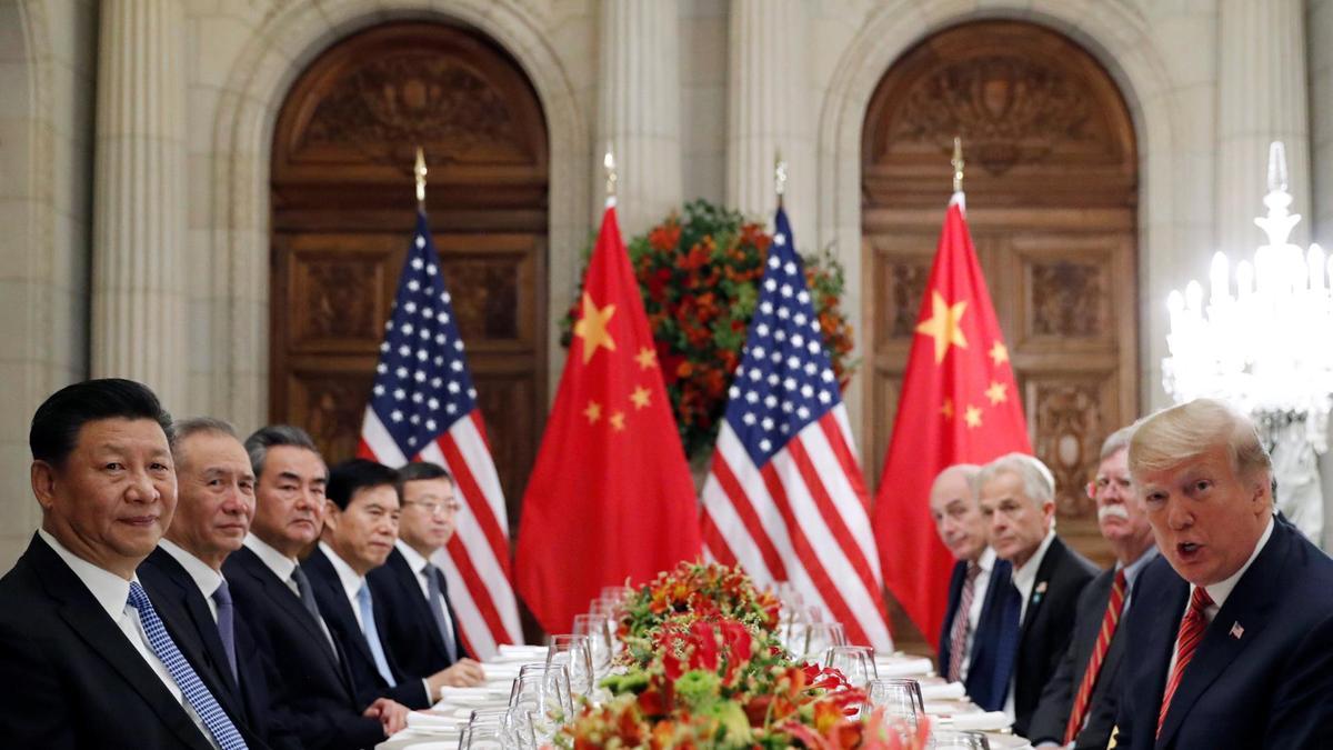 Зустріч делегацій КНР та США  Reuters