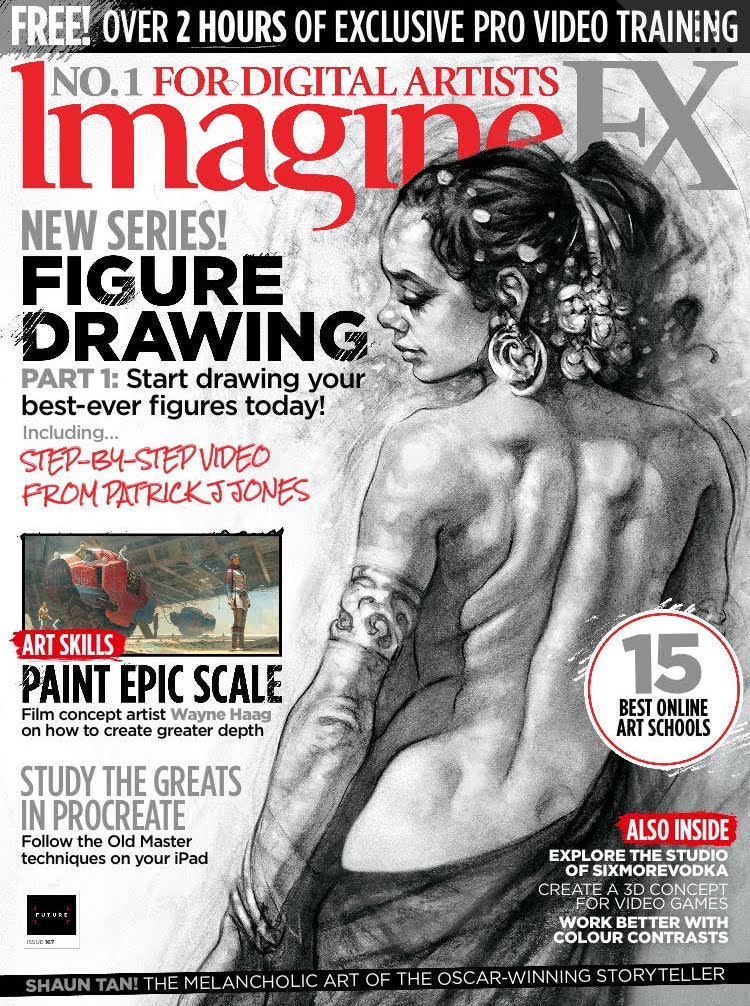 December Issue out now! Order here.
