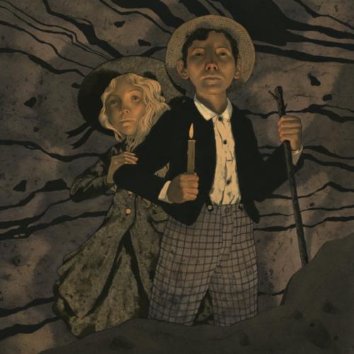 Edward Kinsella, Illustration Academy Mentor 2019