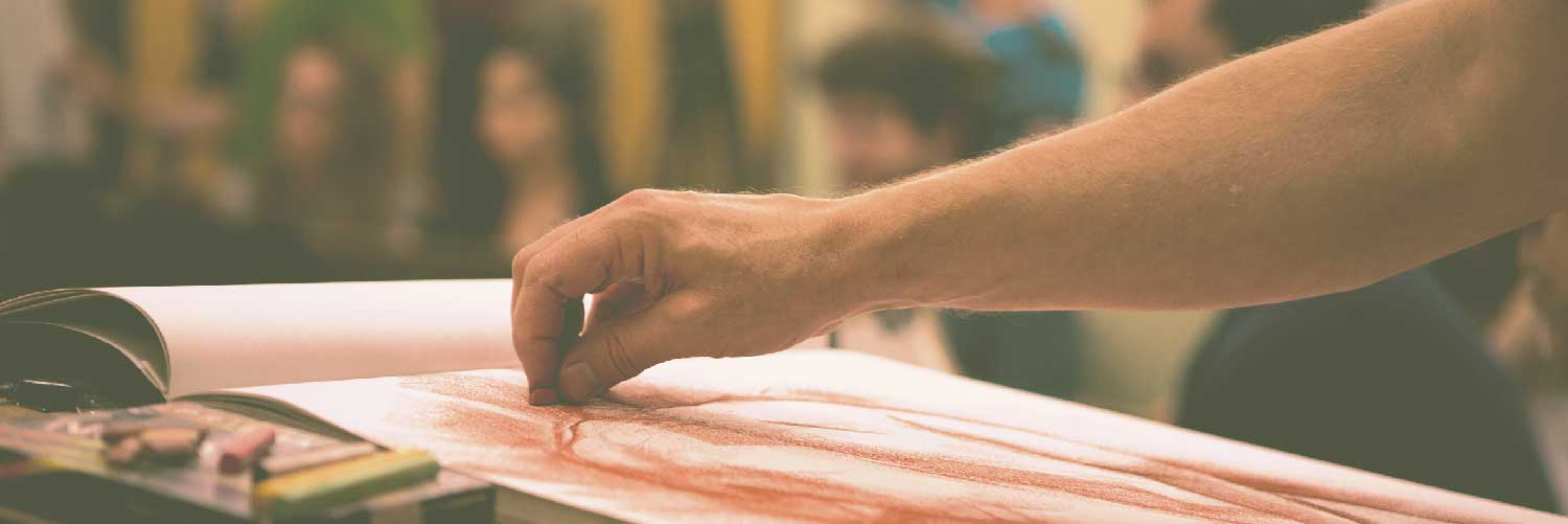 Intro. to Figure Drawing - A demonstration by illustrator and painter, John English.