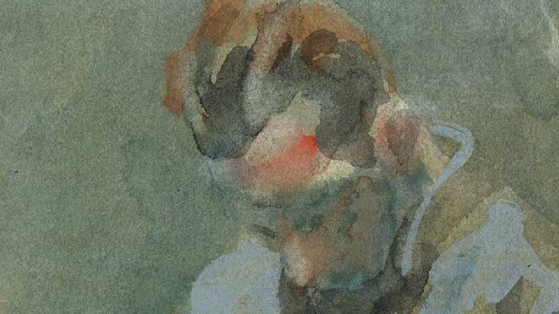 George Pratt Painting Demonstration -