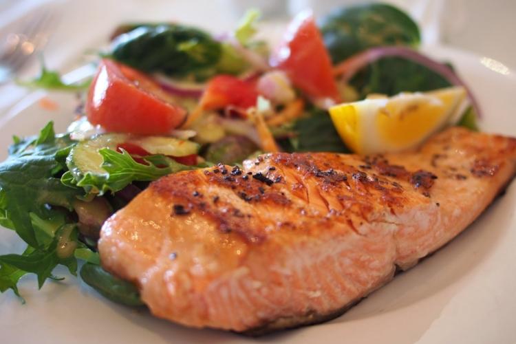 Seafood Menu -