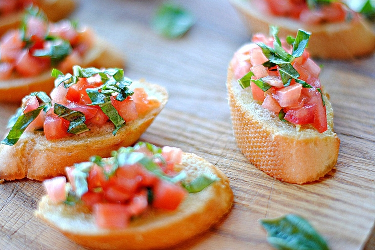 Hor d oeuvres -