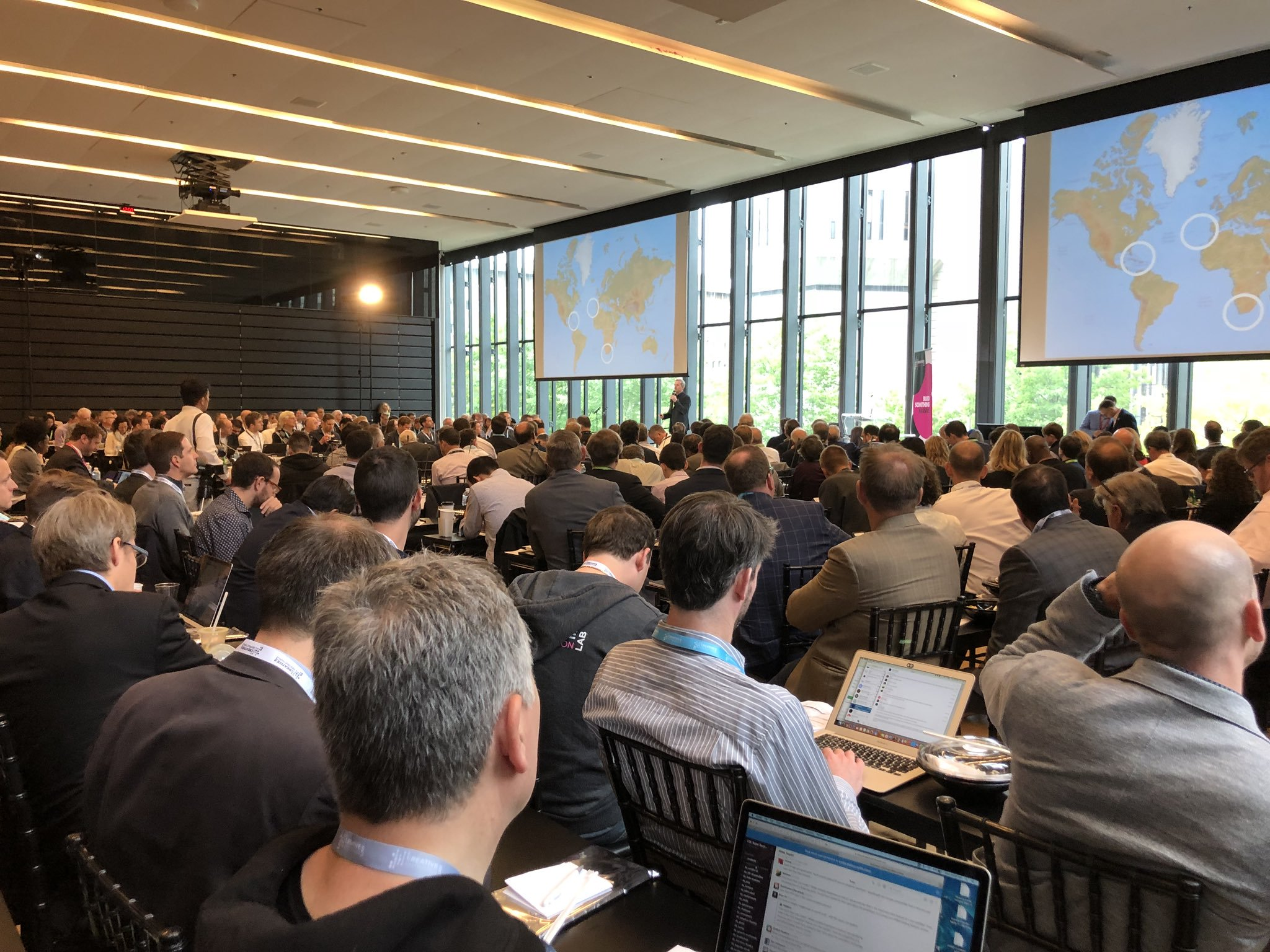 "The standing room only audience at June's ""Super Session"" of Canada's Creative Destruction Lab in Toronto included investors from True Ventures, Gradient Ventures, Lightspeed, SAP Ventures, Comcast Ventures, Hustle Fund and more."