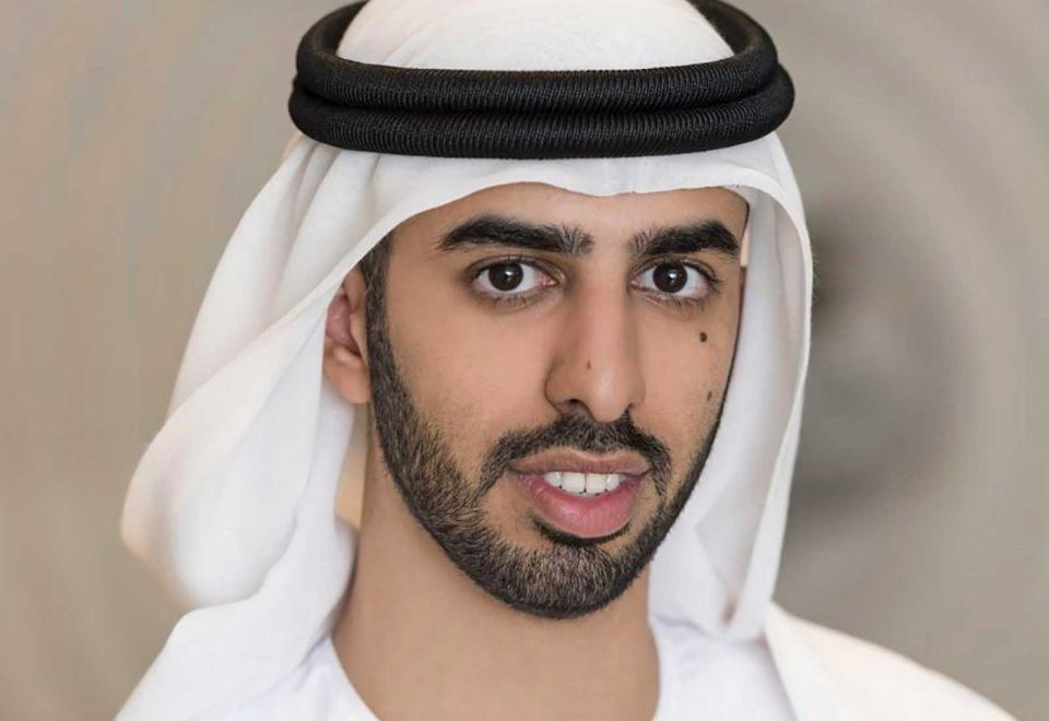 Omar bin Sultan Al Olama, UAE's Minister for Artificial Intelligence
