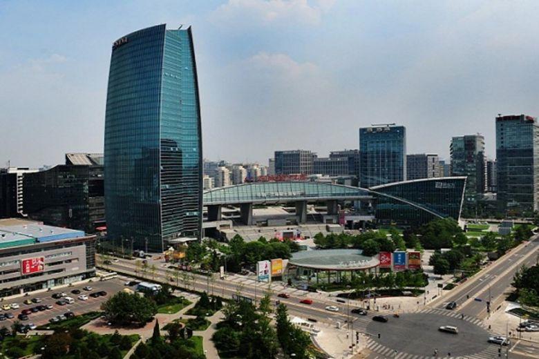 Beijing's Zhongguancun Science Park (Z-Park)