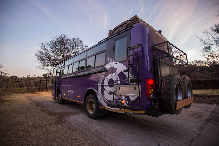 Click to learn more about our partner in travel G Adventure's 'Adventure is Unfiltered'.