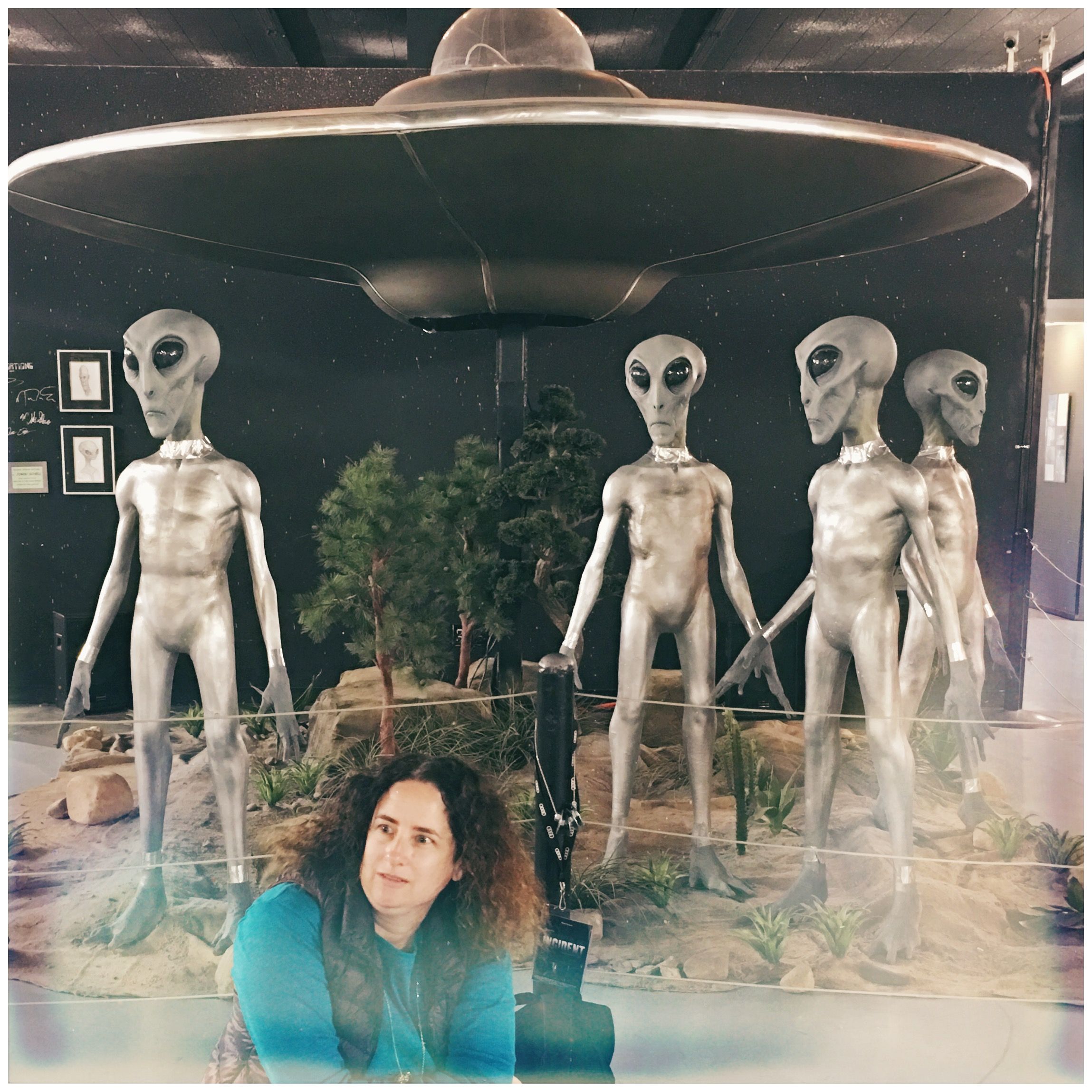 Normal day in Roswell, NM