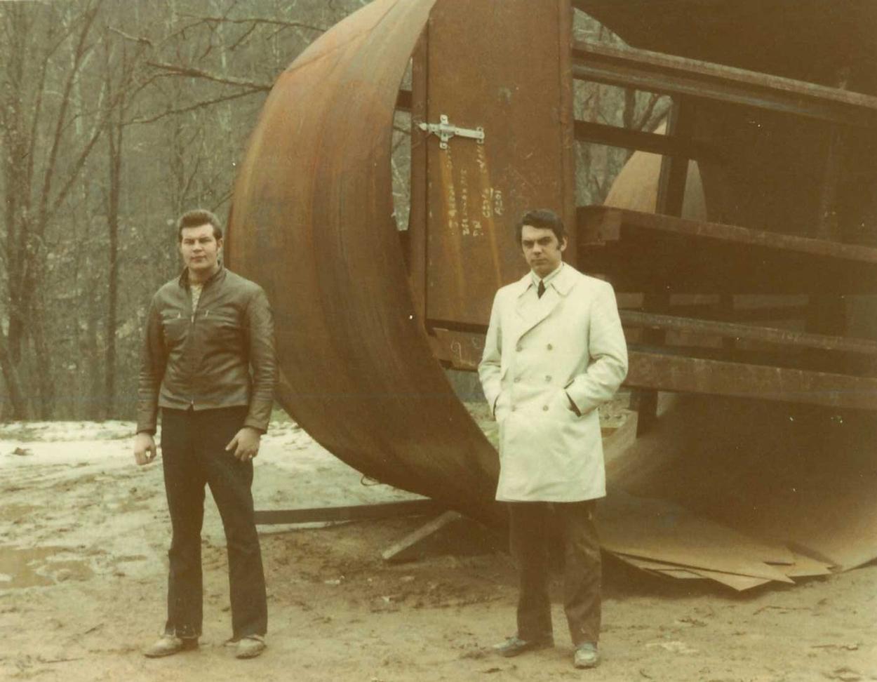 John Rebhan and Mac Clevenstine