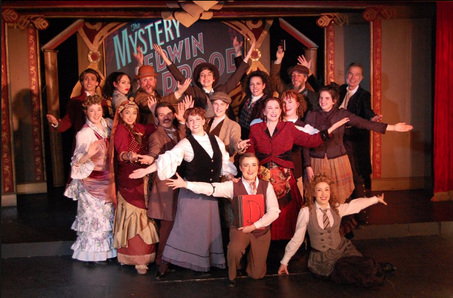 The Mystery of Edwin Drood (as Drood u/s/Ensemble)