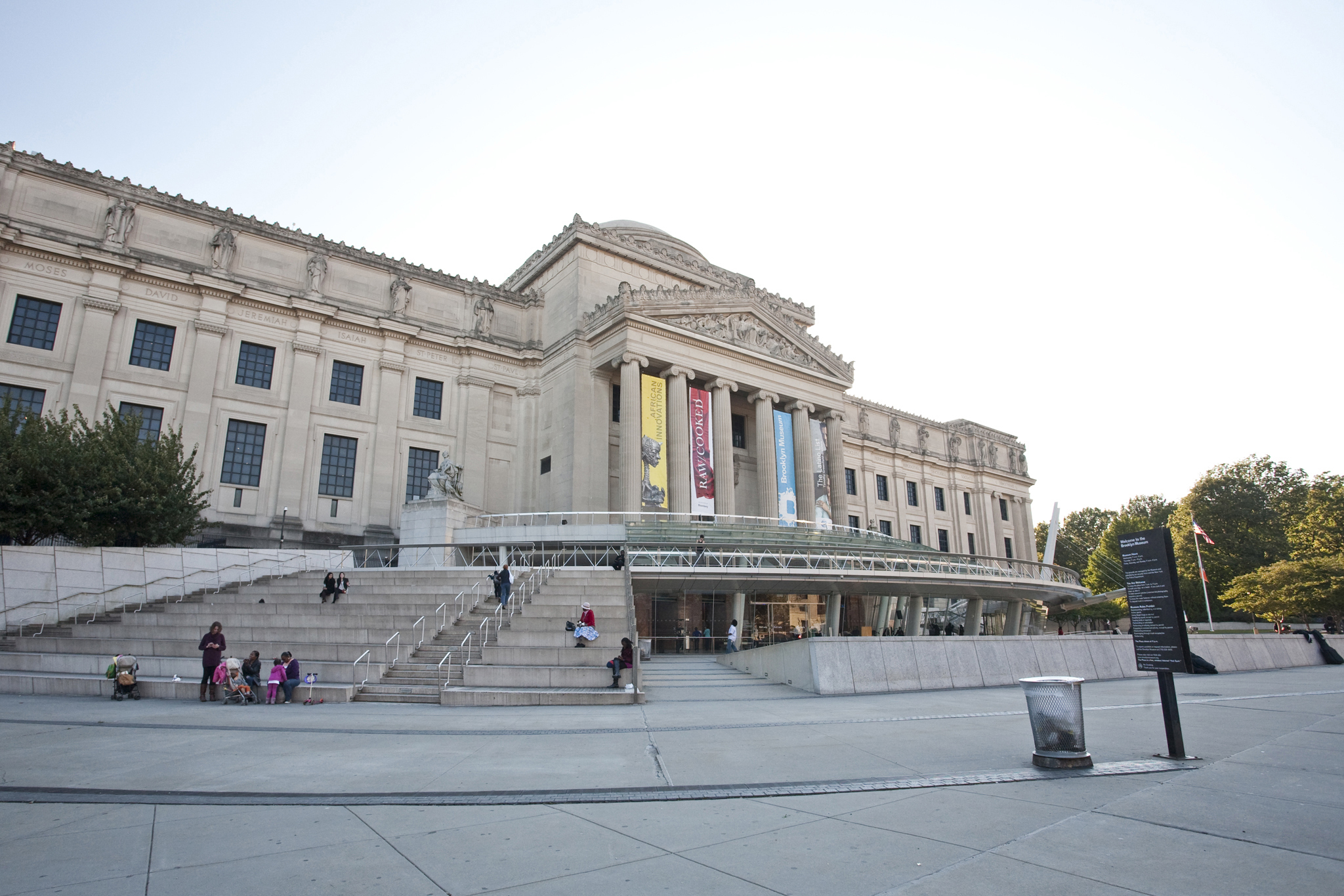 Trip to Brooklyn Museum
