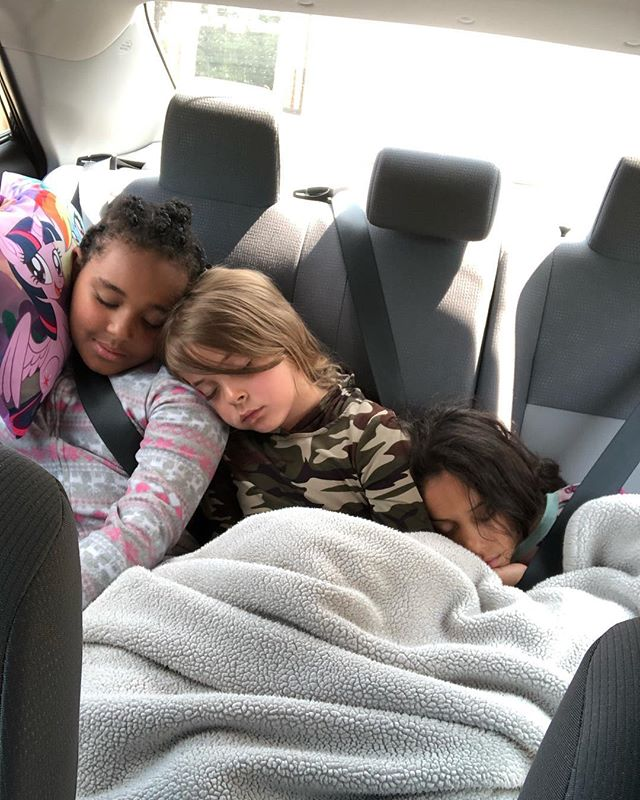 We're back! Did you miss us? Junior Camping was a success! 🙏🏼😴🥰