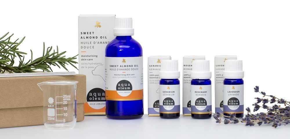 Aqua Oleum Essential Oil