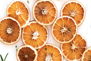 ORANGE:  A sweet, familiar oil in the citrus family with a warm floral scent, which has a sedating effect on the digestive & nervous system. Adds warmth to any blend and combines well with lavender, clary sage, neroli, myrrh, frankincense and other citrus oils. A beneficial essential oil to have at home