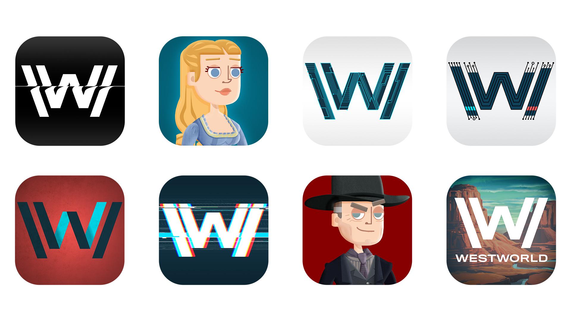 App icon exploration