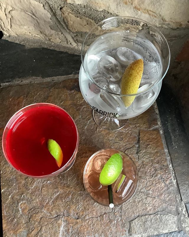 What better way to start the weekend than Cocktails