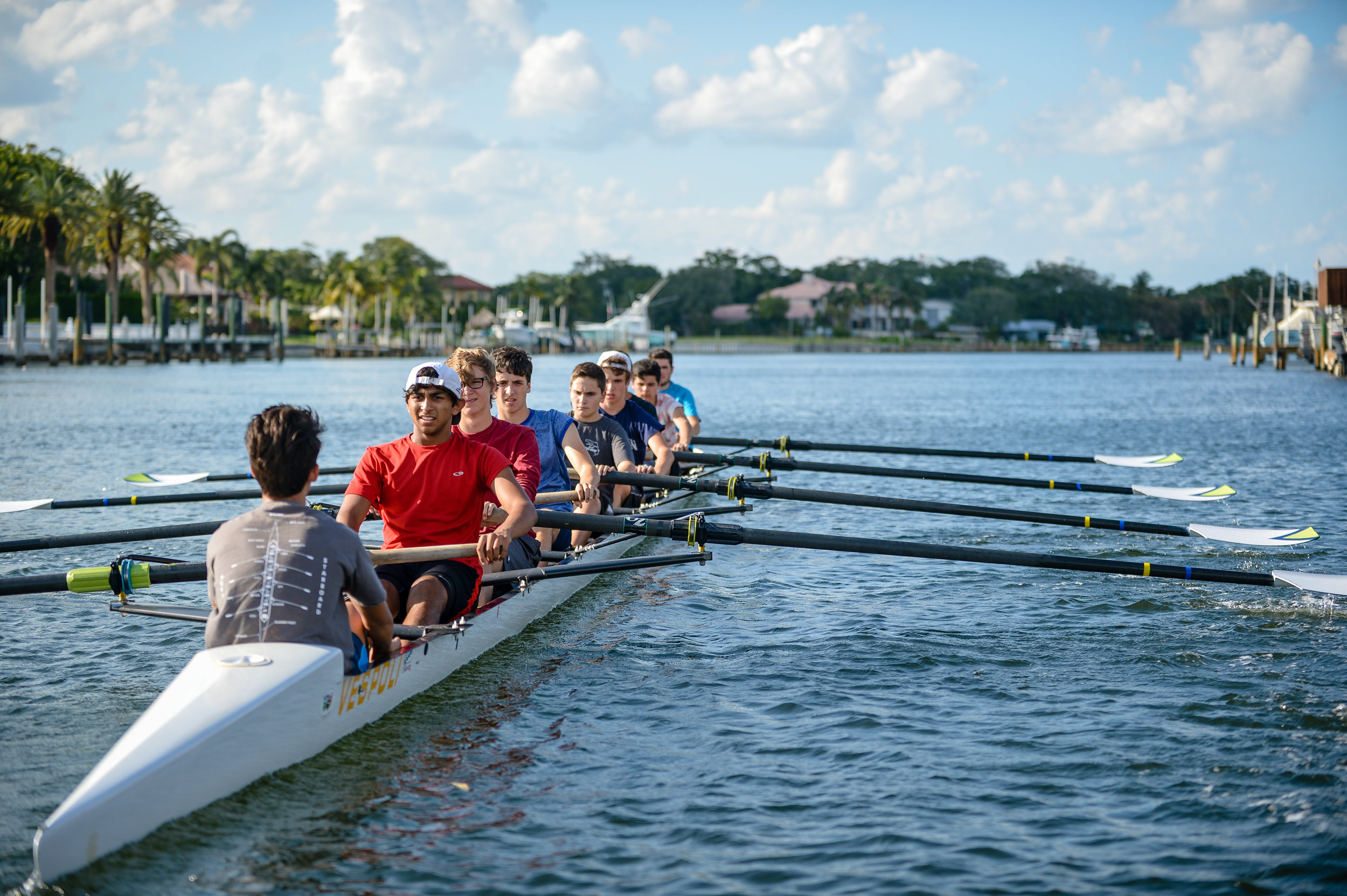 Join Palm Beach Crew   Join the premier rowing club of North Palm Beach   Join the Team