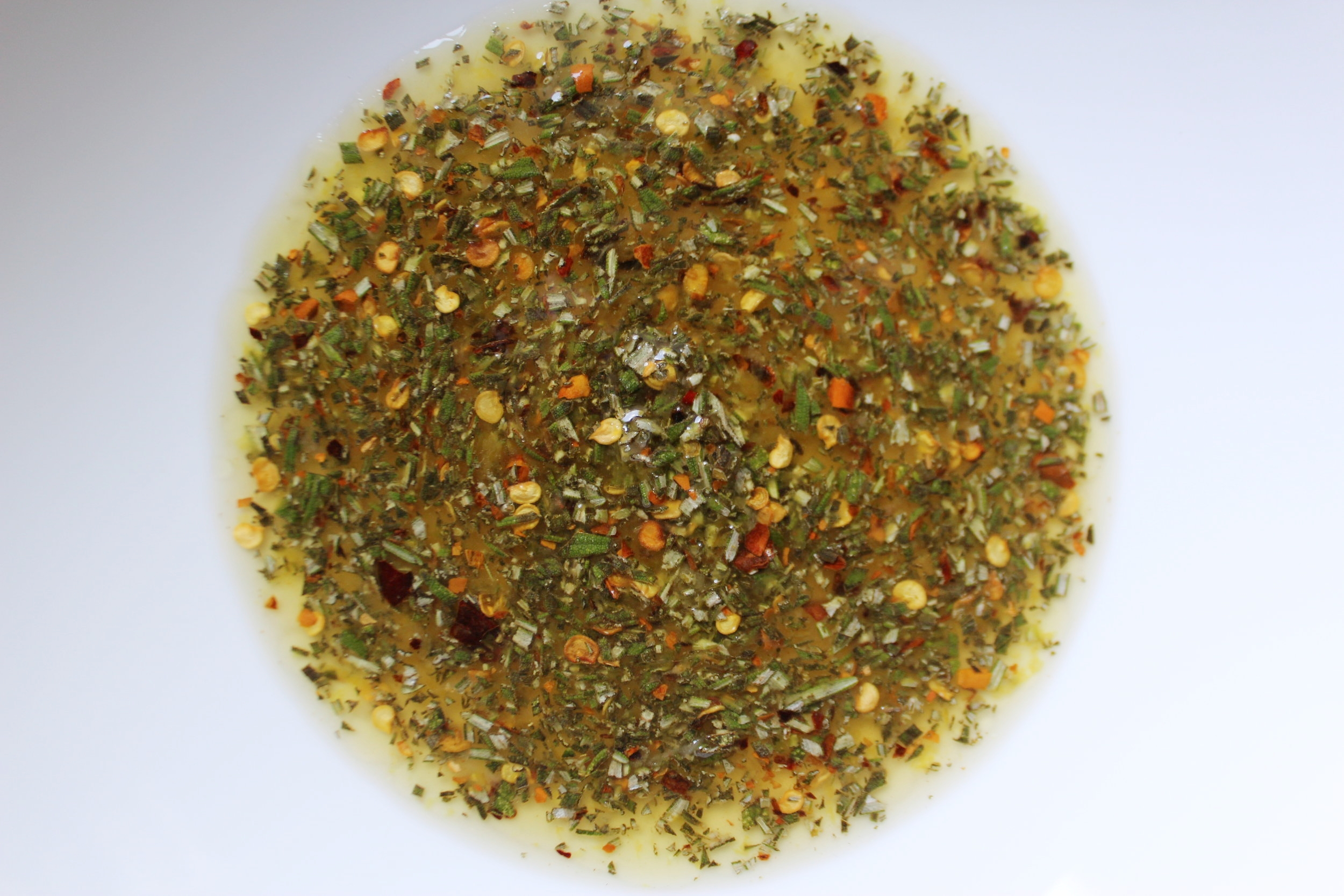 Rosemary-Chili Vinaigrette