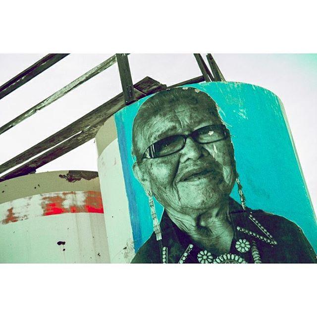Hi. • • • • • • • • • • • • • #35mm #35mmfilmphoto #filmisnotdead #myfeatureshoot #thefilmcommunity #grandcanyon #filmfeed #fujifilm #provia100 #fujiprovia #film #crossprocess #pentaxk1000 #pentax #arizona #navajo #navajoreservation #woman #watertank #squareready #photofilmy #expofilm3k #artofvisuals #lightroom #adobelightroom @artofvisuals @expofilm @ignant