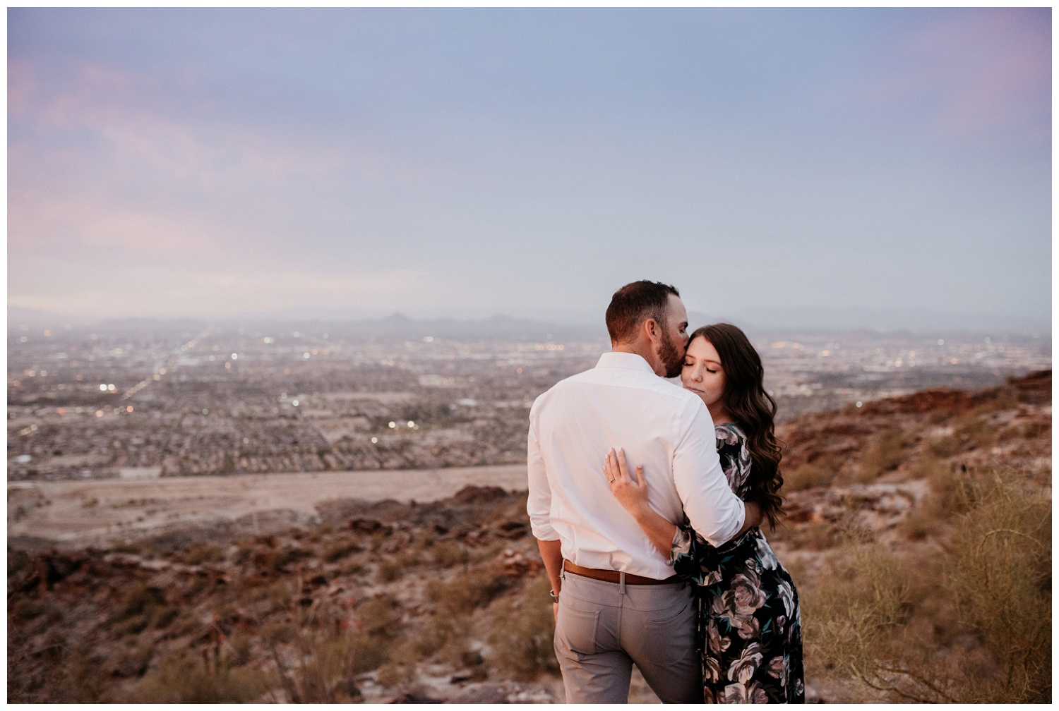South Mountain Engagement Session Phoenix Wedding Photographer Ashtyn Nicole Photo 24