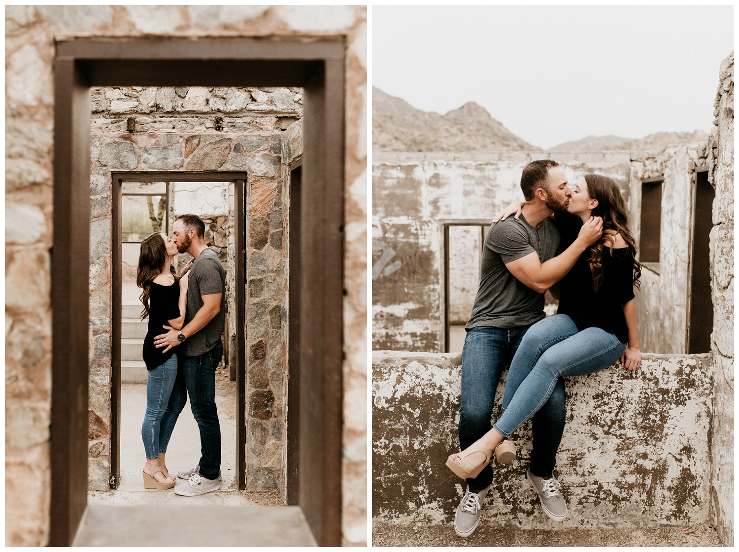 South Mountain Engagement Session Phoenix Wedding Photographer Ashtyn Nicole Photo 05