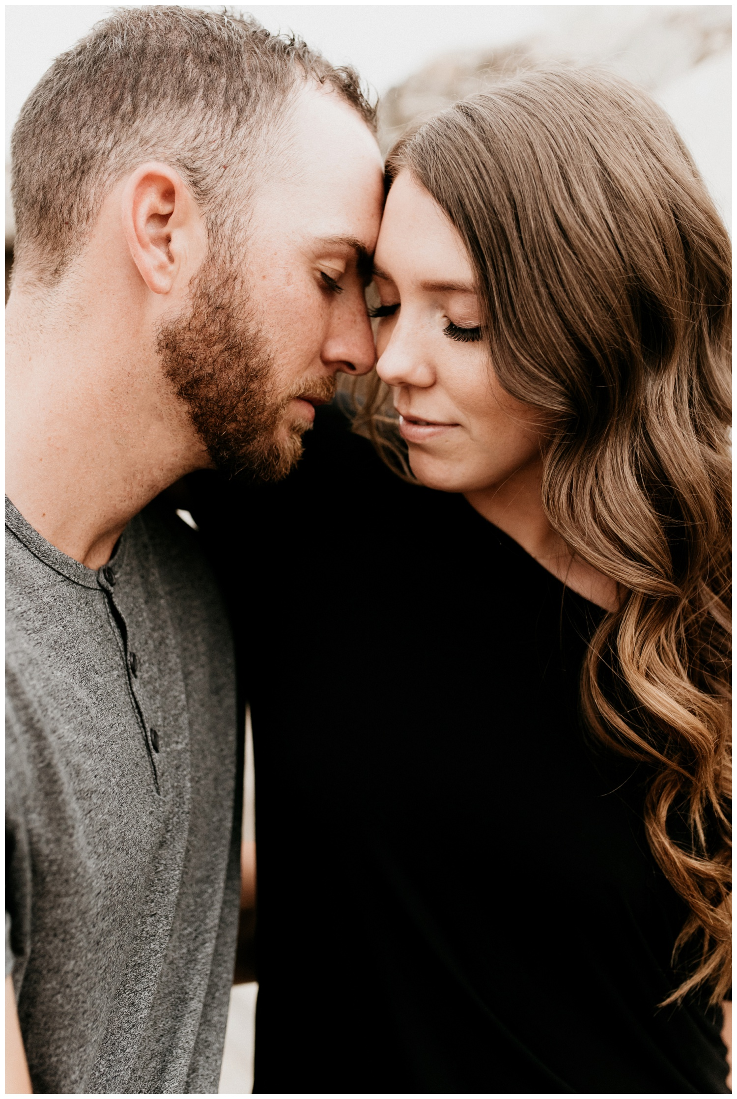 South Mountain Engagement Session Phoenix Wedding Photographer Ashtyn Nicole Photo 06