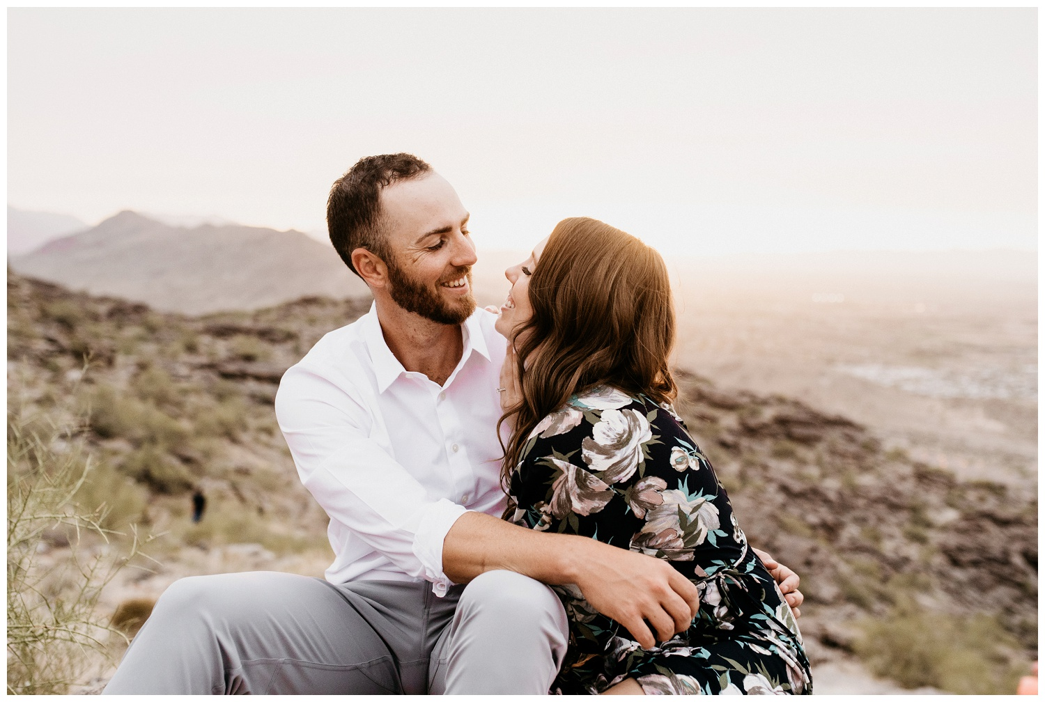 South Mountain Engagement Session Phoenix Wedding Photographer Ashtyn Nicole Photo 17