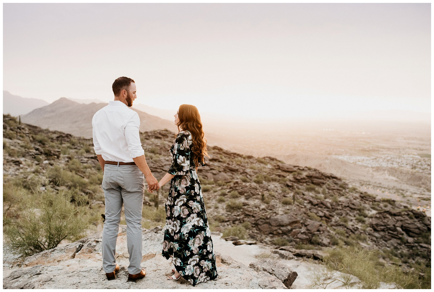 South Mountain Engagement Session Phoenix Wedding Photographer Ashtyn Nicole Photo 19