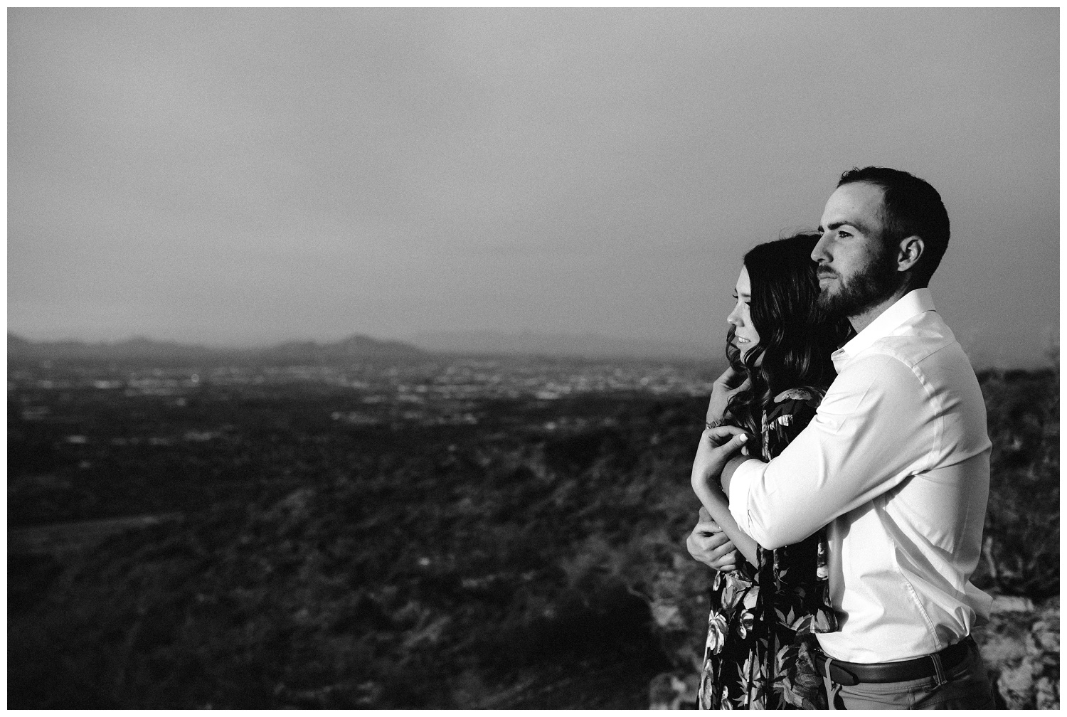 South Mountain Engagement Session Phoenix Wedding Photographer Ashtyn Nicole Photo 22