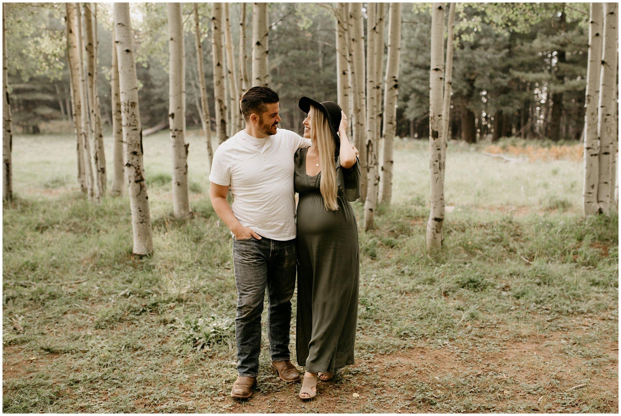Flagstaff Aspen Tree Portrait Session - Gabby + Gary - Ashtyn Nicole Photo_0029.jpg