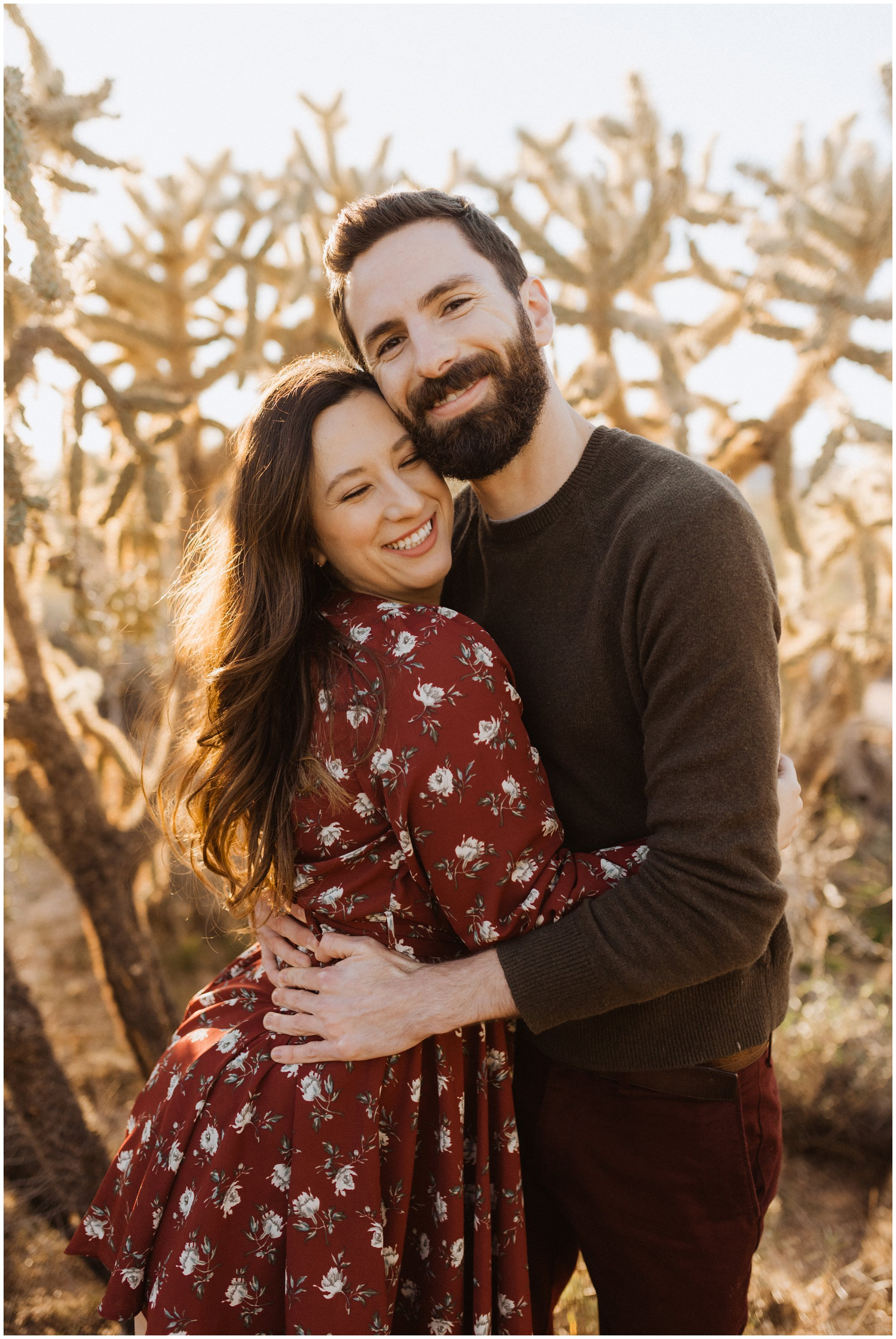 Arizona Desert Engagement Session - Megan + Geno - Ashtyn Nicole Photo_0003.jpg