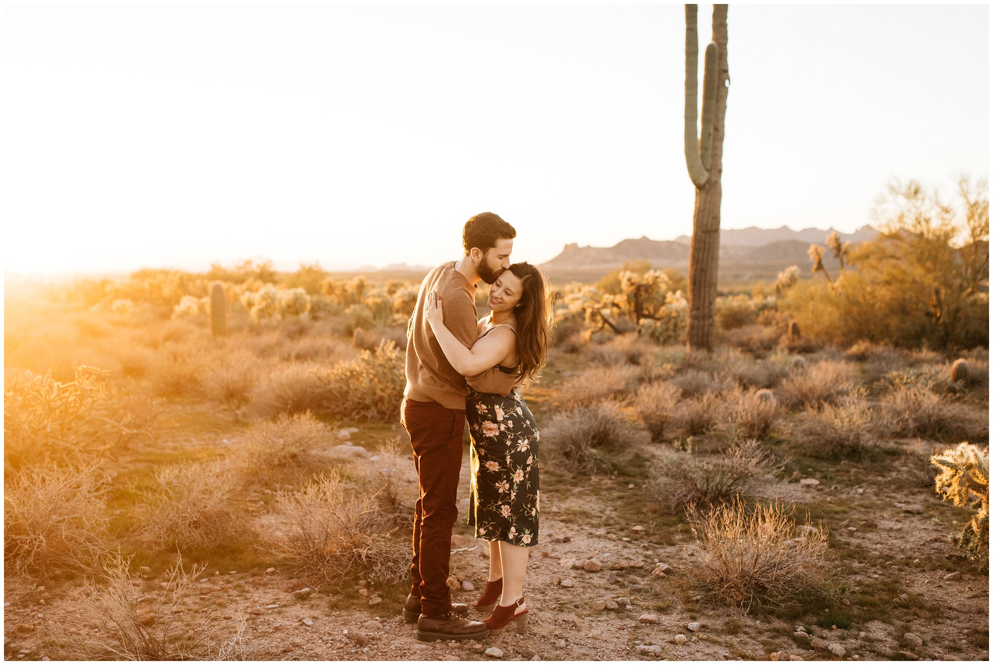 Arizona Desert Engagement Session - Megan + Geno - Ashtyn Nicole Photo_0025.jpg