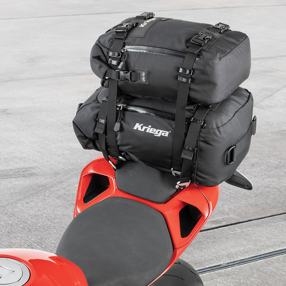 MODULAR - HOOK-ON ADDITIONAL US-DRYPACKS FOR MULTI-DAY TOURING