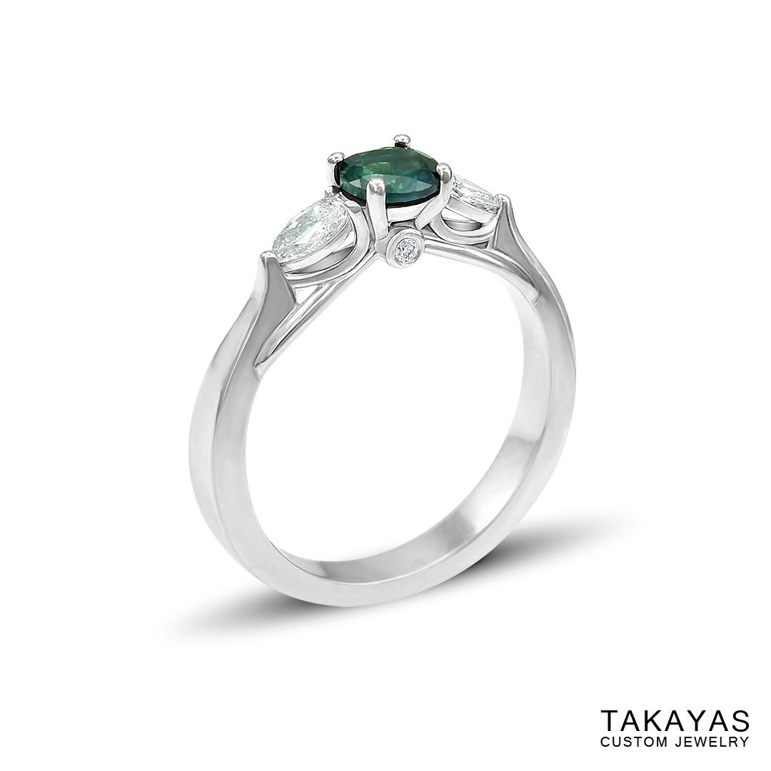 alexandrite-pear-diamond-engagement-ring-side-takayas