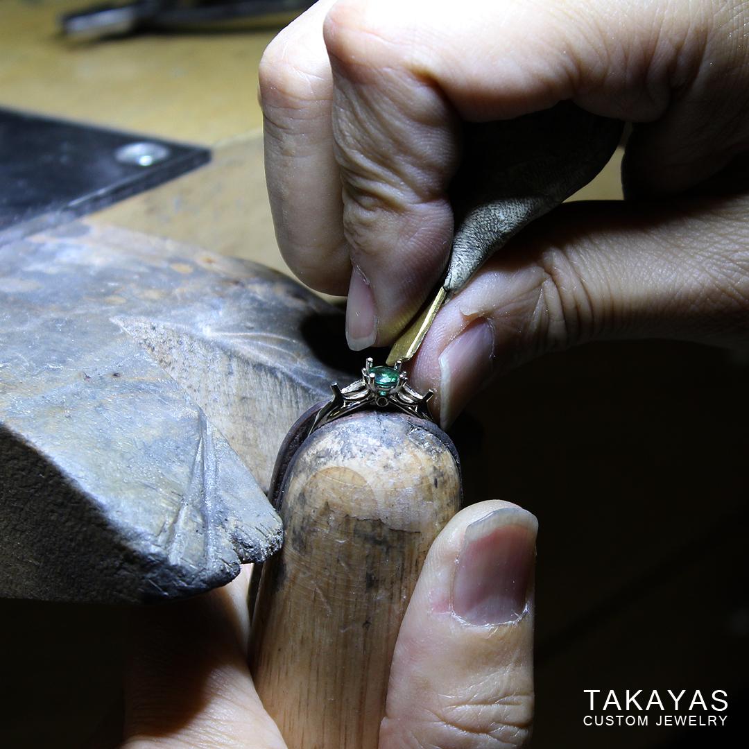 setting-alexandrite-takayas-custom-jewerly