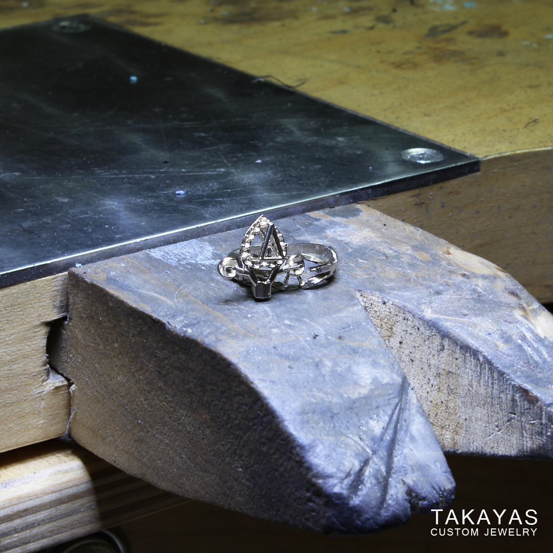 dragonball-sailor-moon-ring-casted-pieces