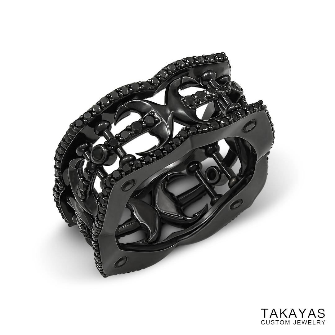 black-diamond-anchor-mens-ring-takayas