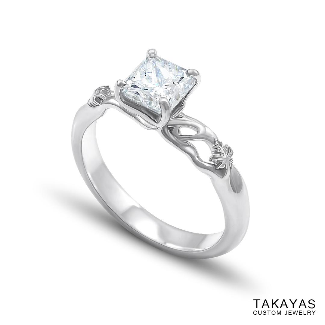 elven-radiant-diamond-leaf-engagement-ring-takayas