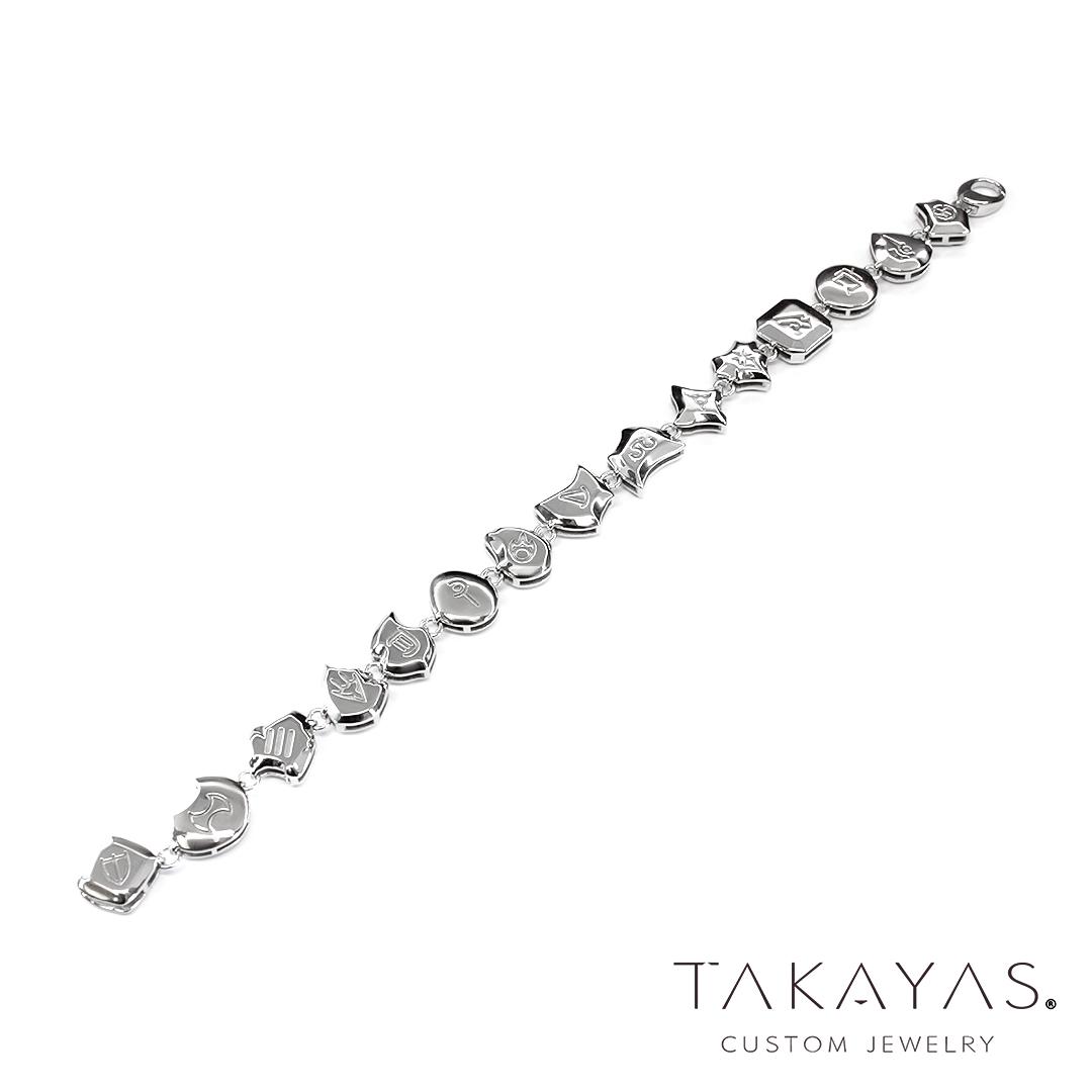 Final Fantasy XIV Soul Crystals Inspired Bracelet | Takayas