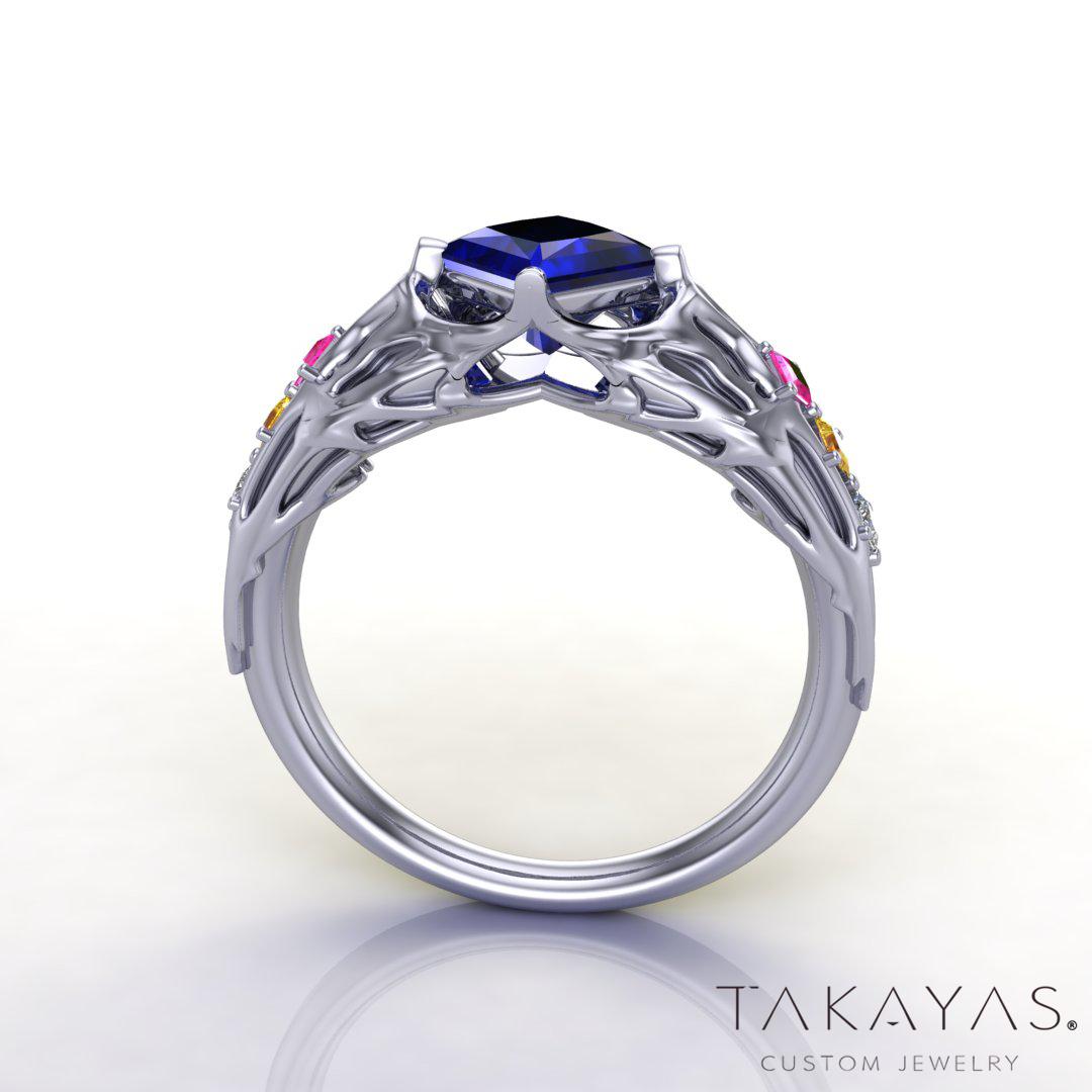 Final-Fantasy-XIII-Lightning-Inspired-Engagement-Ring