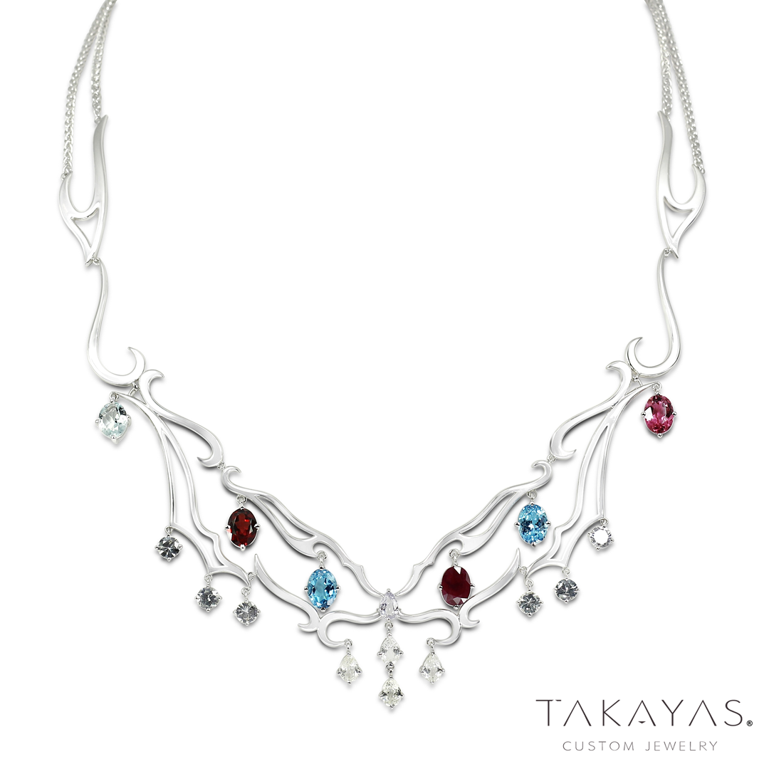 Takayas-Custom-Jewelry-Grandmas-Present-Family-Birthstone-Necklace