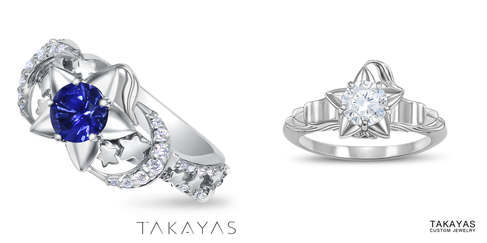 Takayas-Custom-Jewelry-Kingdom-Hearts-Paopu-Fruit-Sailor-Moon-Final-Fantasy-Engagement-Ring