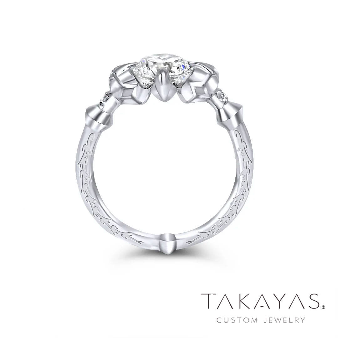Takayas-Custom-Jewelry-Final-Fantasy-IX-Zidane-Garnet-Inspired-Engagement-Ring