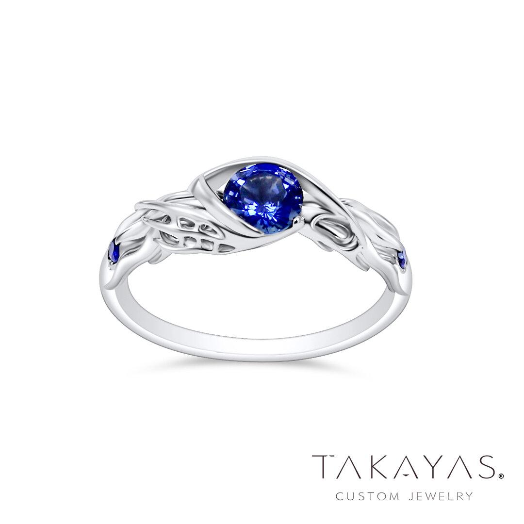 Takayas-Custom-Jewelry-Final-Fantasy-XIV-Black-Mage-Inspired-Engagement-Ring